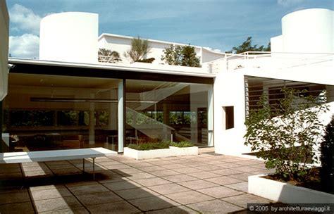 le corbusier tetto giardino villa savoye poissy il tetto terrazza giardino