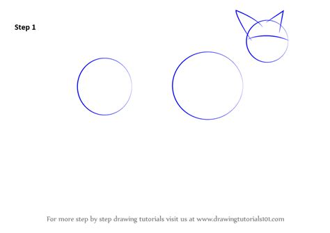 how to drqw learn how to draw a dingo dogs step by step drawing