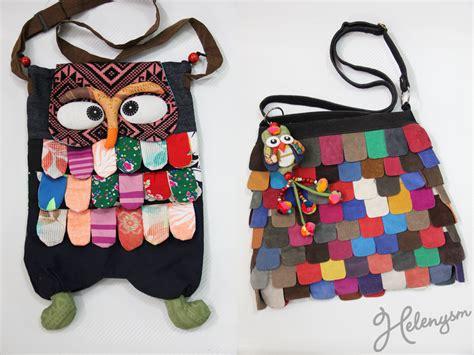 Tas Ransel Kulit Wanita Model Bentuk Owl Burung Hantu 1 hanoi 05 oleh oleh hanoi helenysm