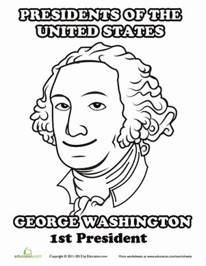 coloring pages booker t washington washington coloring pages
