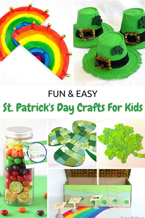 easy st s day easy st s day crafts for glamamom