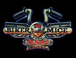 Kaos Anime Harley Davidson An American Original 02 biker mice from mars