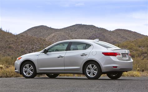acura ilx hybrid 2014 widescreen car photo 47 of