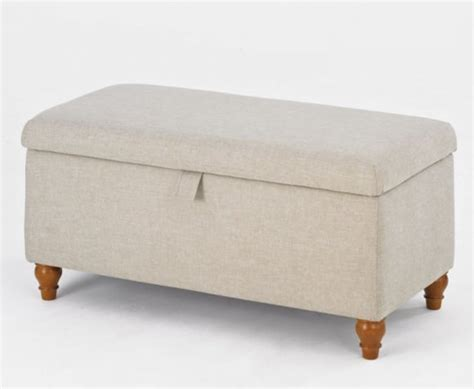 Just Ottomans Maurice Upholstered Ottoman Just Ottomans