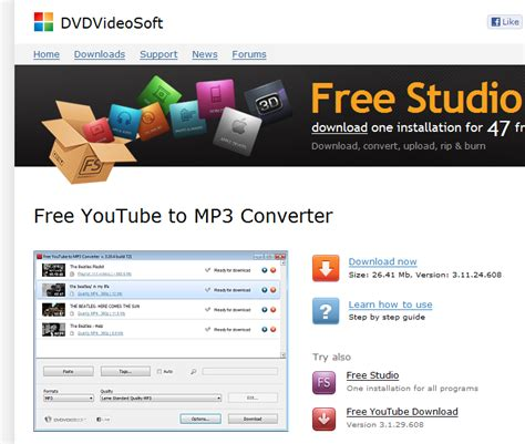 batch download mp3 from youtube mediaprosoft free youtube to mp3 converter 2 1 5