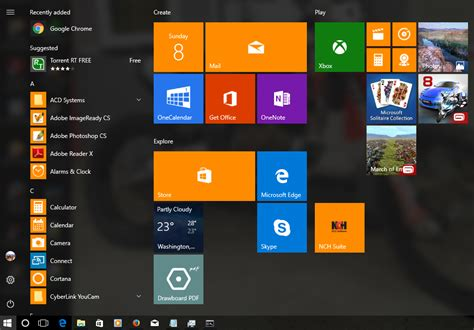 fix windows 10 start menu button not working windows