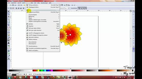 inkscape tutorial youtube deutsch flower tutorial inkscape mp4 youtube