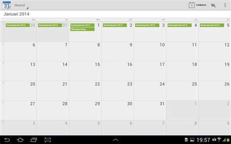 Kalender 2018 Feestdagen En Vakanties Android Tablets Feestdagen Belgie Toevoegen En