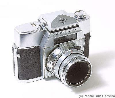 Agfa Agfaflex Iii Price Guide Estimate A Camera Value