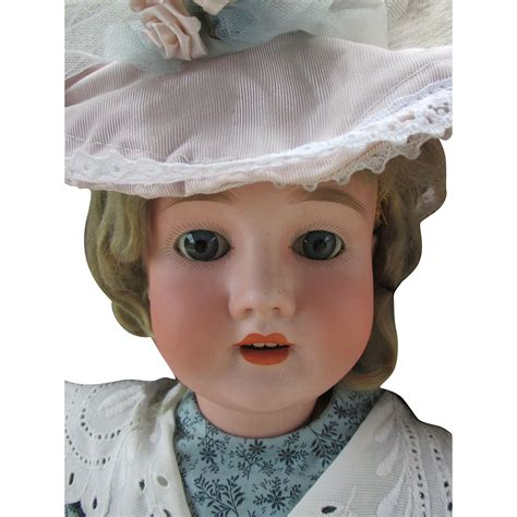 bisque doll marked special antique bisque doll marked quot special 65 quot from