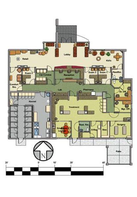 veterinary clinic floor plans 33 best images about floor plans veterinary hospital