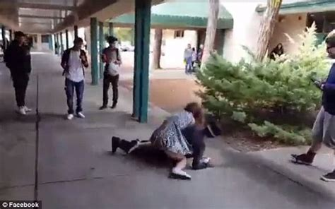 girl masturbates in school bathroom high school girl beats the crap out of a guy who bullied