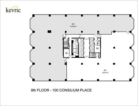 100 Consilium Place 11th Floor - 100 consilium suite 802 consilium place