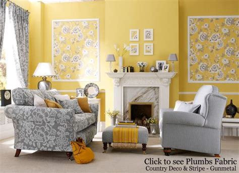 gray sofa yellow walls 32 best interiors mellow yellow images on