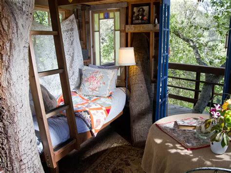 airbnb treehouses  rent business insider