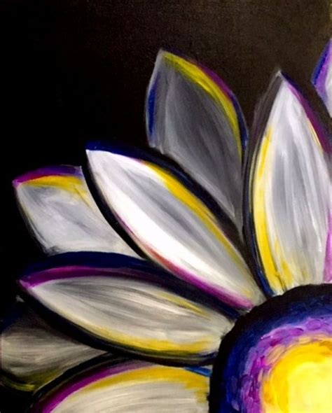 acrylic painting easy flower 90 easy acrylic painting ideas for beginners to try easy