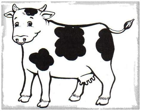 imagenes para dibujar una vaca imagenes de vacas aprende como dibujar una vaca facilmente