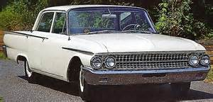 61 Ford Fairlane 1960s Ford Photo Gallery
