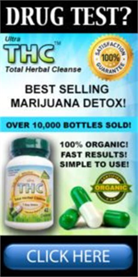 Goldenseal Thc Detox by How Detox Pills Work Detox Pills Pass A Urine