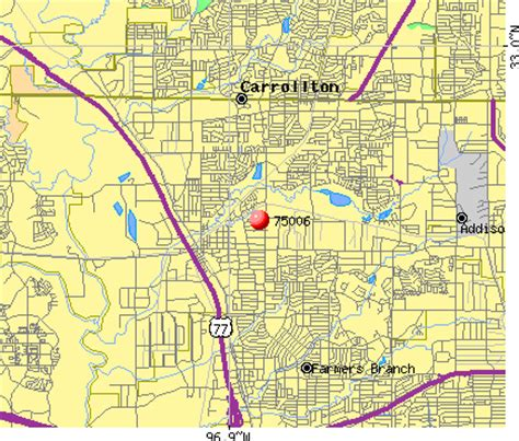 carrollton texas map girlshopes