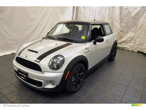 Mini Silver 2013 white silver metallic mini cooper s hardtop 69904940 photo 18 gtcarlot car color
