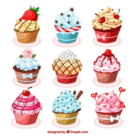 printable cupcake images cupcake vectors photos and psd files free download