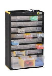 Small Parts Storage Cabinet Small Parts Storage Cabinet 33 Drawers 14 Dividers V47 Depot