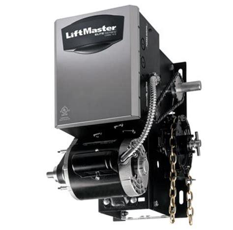 liftmaster garage door motor doortec liftmaster h shaft commercial garage door opener