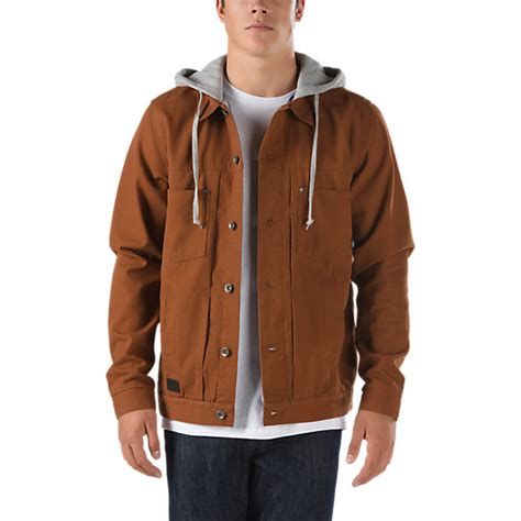 Jaket Vans calpine jacket shop jackets at vans