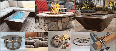 easy diy pit kit outdoor diy firepit kits diy and organizing