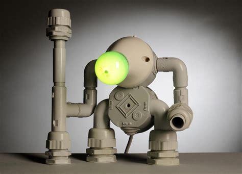 Robo Plumbing robol robot styled table ls gadgetsin