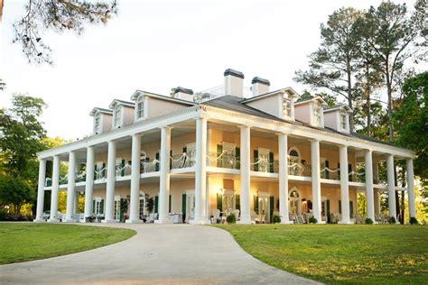 antebellum weddings at oak island photos ceremony - Wedding Venues Alabama