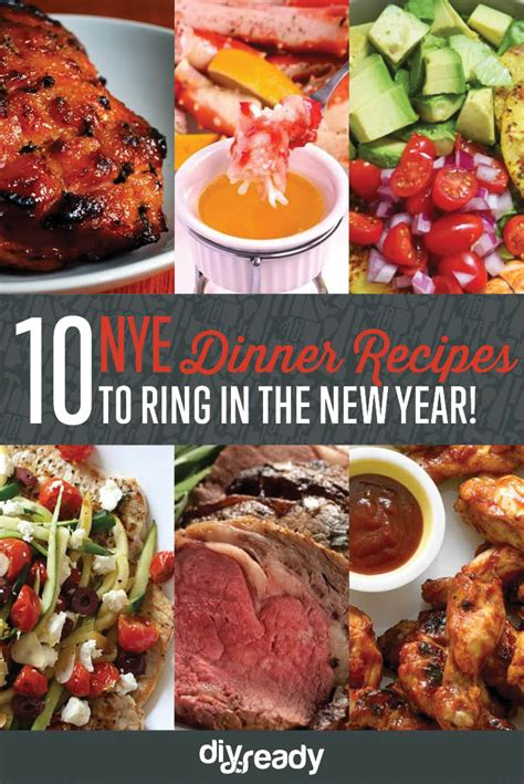 where to go for new year dinner 10 new years dinner recipes diy ready