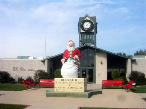 unique towns in the us santa claus indiana may be the most unique town in the