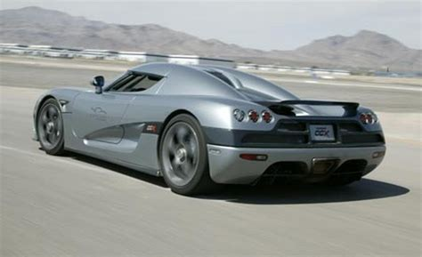 Koenigsegg Ccx Review Car And Driver