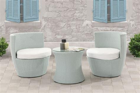 salon de jardin blanc le blanc pour une d 233 coration chic et relaxante 171 reduc2deco