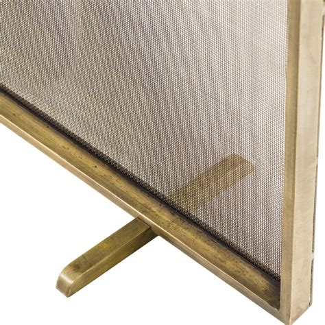 simple fireplace screen modern classic simple iron fireplace screen gold kathy