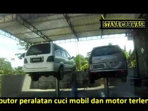 Paket Peluang Bisnis Carwash pratiwi car wash paket usaha cuci mobil hidrolik istanacarwash