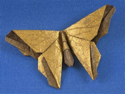 Lafosse Origami - origami butterflies by richard l and greg