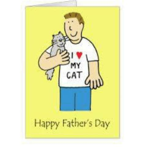 Happy Fathers Day Meme - cat happy father s day fathers day meme on sizzle