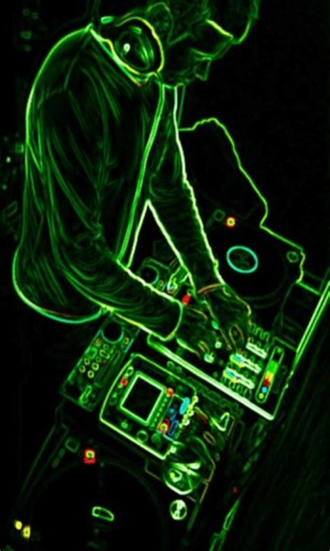 wallpaper android dj dj live wallpaper app for android