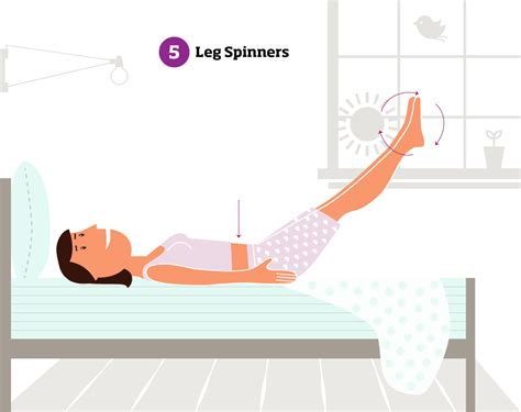 exercises in bed exercise in bed how to work out from the comfort of your own bed