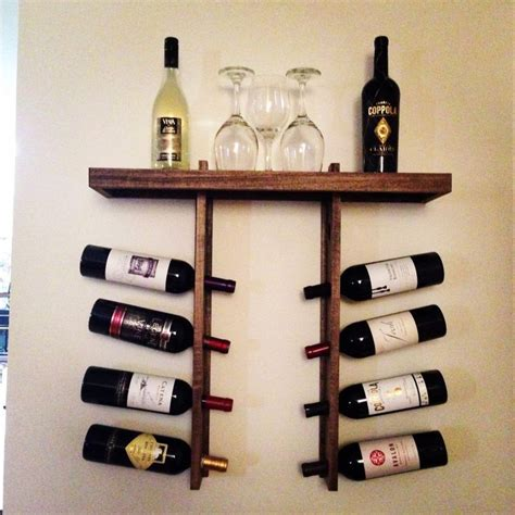 Wine Rack Canada by 1000 Images About Wall Hanging Wine Racks On
