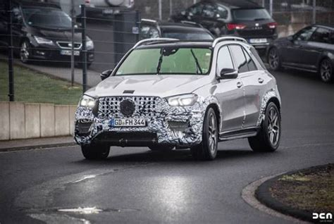 When Does The 2020 Bmw X5 Come Out by New Mercedes Amg Gle 63 Spotted On Nurburgring Out For