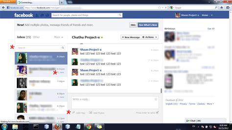 fb inbox my facebook messages inbox