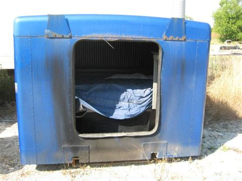 purchase kenworth sleeper 60 inch flat top no reserve