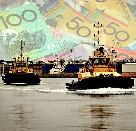 tugboat employment tug strike stops shipping industrialcareer