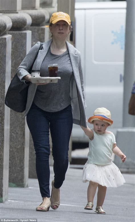 chelsea daily mail chelsea clinton heads off to dnc with charlotte while