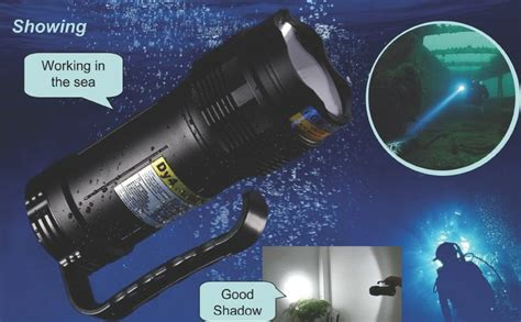 Agm Hid Diving Light 100m Underwater Scuba Light System 100m Lights