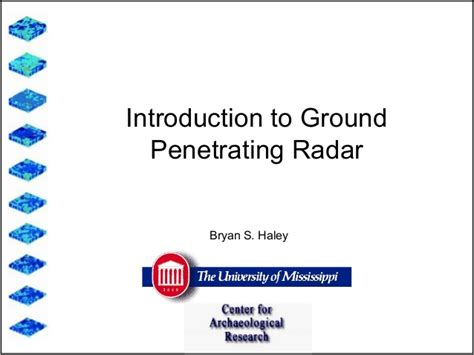 gpr basics a handbook for ground penetrating radar users books ground rader
